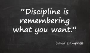 Aja's Discipline